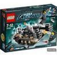 Lego Tremors Bandfordon 70161