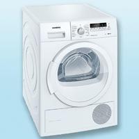 Siemens WT46W261 Weiß