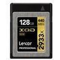 Lexar Media XQD Pro 440MB/s 128GB (2933x)