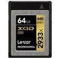 Lexar Media XQD Pro 440MB/s 64GB (2933x)