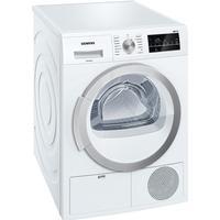 Siemens WT46G407DN Hvid