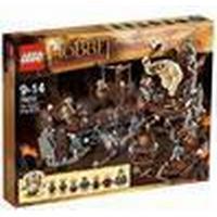 Lego Hobbit The Goblin King Battle 79010