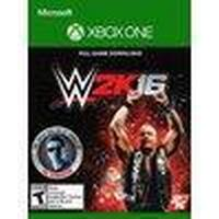 WWE 2K16: Deluxe Edition