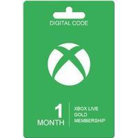 Microsoft Xbox Live Guldkort - 1 Månad