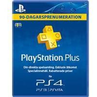 Sony PlayStation Plus Card- 90 Days