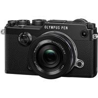 Olympus PEN-F + 14-42mm EZ