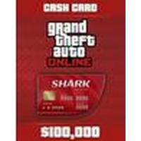 Rockstar Games Grand Theft Auto Online - Red Shark Cash Card - PC
