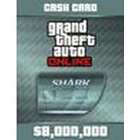 Rockstar Games Grand Theft Auto Online - Megalodon Shark Cash Card - PC