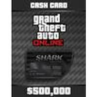 Rockstar Games Grand Theft Auto Online - Bull Shark Cash Card - PC