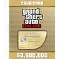 Rockstar Games Grand Theft Auto Online - Whale Shark Cash Card - PC