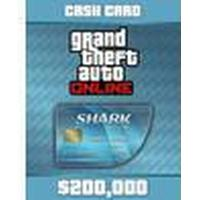 Rockstar Games Grand Theft Auto Online - Tiger Shark Cash Card - PC