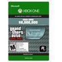 Rockstar Games Grand Theft Auto Online - Megalodon Shark Cash Card - Xbox One