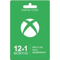 Microsoft Xbox Live Gold Card - 13 Months