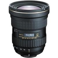 Tokina AT-X 14-20mm F2 PRO DX for Canon