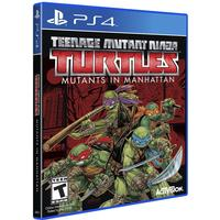 Teenage Mutant Ninja Turles: Mutans In Manhattan