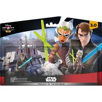 Disney Interactive Infinity 3.0 Twilight of the Republic Play set