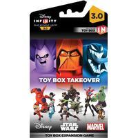 Disney Interactive Infinity 3.0 Takeover Toy Box