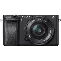 Sony Alpha 6300 + 16-50mm