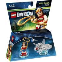Lego Dimensions Wonder Woman 71209