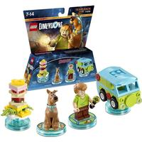 Lego Dimensions Scooby 71206