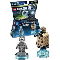 Lego Dimensions Cyberman 71238