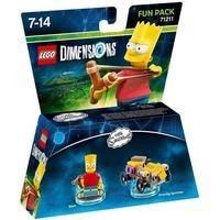 Lego Dimensions Bart Simpson 71211