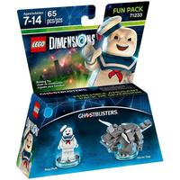 Lego Dimensions Stay Puft 71233