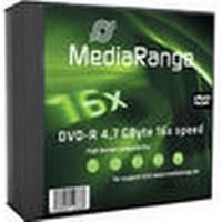MediaRange DVD-R 4.7GB 16x Slimcase 5-Pack