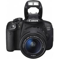 Canon EOS 700D + 18-135mm IS