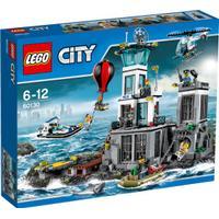 Lego City Fængselsø 60130