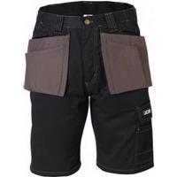 JCB Mens Keele Multi Pocket Work Shorts