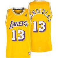 Adidas Los Angeles Lakers Swingman Jersey Chamberlain 13