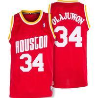Adidas Houston Rockets Jersey Olajuwon 34. Sr