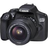 Canon EOS 1300D + 18-55mm IS II