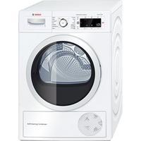 Bosch WTW87569SN Vit