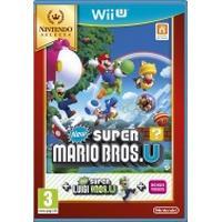 New Super Mario Bros U + New Super Luigi U Selects