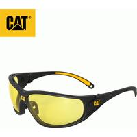 Cat Skyddsglasögon (Yellow)