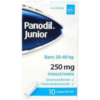 panodil junior mixtur