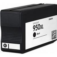 HP 950XL svart bläckpatron 80ml kompatibel HP CN045AE