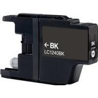 Brother LC1240BK svart bläckpatron kompatibel 28ml
