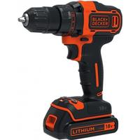 Black & Decker BDCDD186KB (2x1.5Ah)