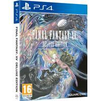Final Fantasy 15: Deluxe Edition
