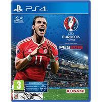 UEFA Euro 2016 / Pro Evolution Soccer 2016