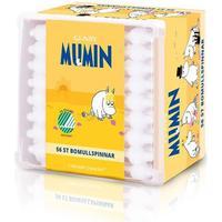 Mumin Baby Bomullspinnar, 56 st