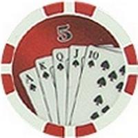 Royal Flush Rd 5 (25-pack)