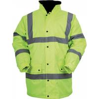 Regatta Hardwear Unisex Hi-Vis Traffic Jacket
