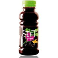 Beet It Rödbetsjuice med ingefära - Ekologisk - 250 ml