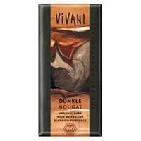Vivani Mörk Nougat Choklad