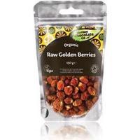 The Raw Chocolate Co Incabär Golden Berries eko - 150 g