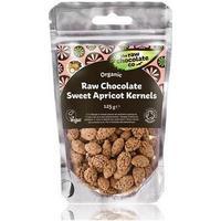 The Raw Chocolate Co Aprikoskärnor sötade med raw chocolate eko- 125 g